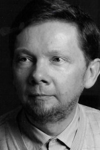 eckhart tolle black and white1 201x300 Eckhart Tolle