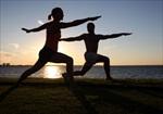 yoga couple Meditation, Yoga, & Relaxation