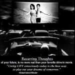 consciouness drive-in movie