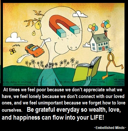 gratitude quotes Gratitude Quotes: At times we feel Poor, Lonely, and Unimportant