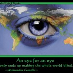 Gandhi Quotes - earth eye