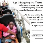 Life Quotes Scary Rides 150x150 Embellished Minds Quotes