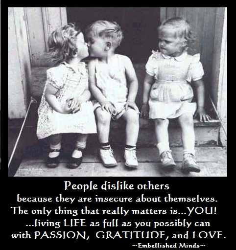 gratitude quotes jealousy Gratitude Quotes: People Dislike Others