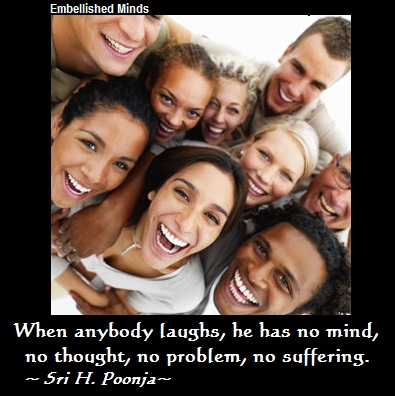 happiness quotes - people laugh