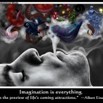 albert einstein quotes on imagination