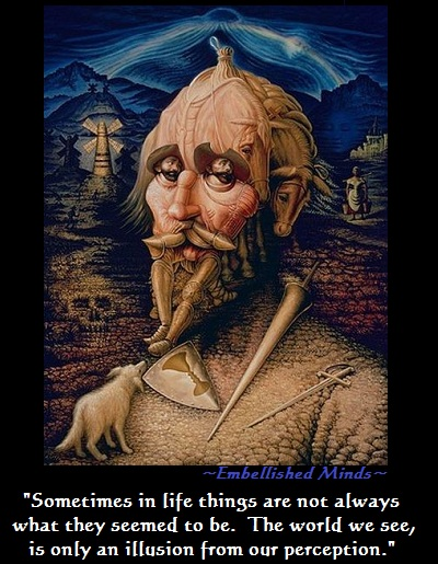 life quotes - perception