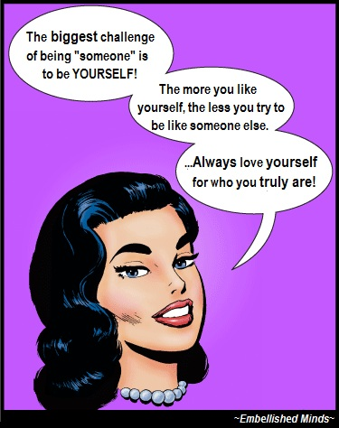 self esteem quotes - love yourself
