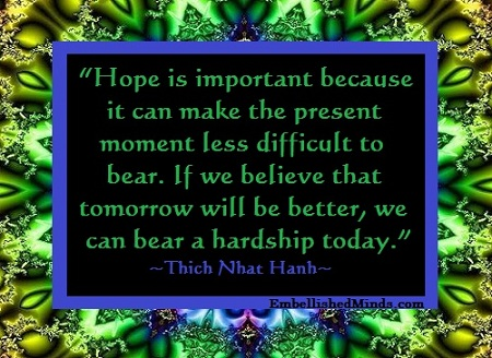 thich nhat hanh quotes hope Thich Nhat Hanh Quotes: Hope is Important