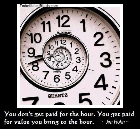 inspirational-quotes-clock