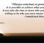 inspirational quotes - spiritual growth