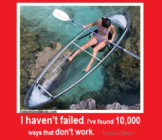 motivational quotes funny gadgets Motivational Quotes: I Havent Failed