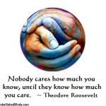 wisdom quotes - caring