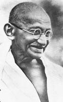 Mohandas Gandhi Mohandas Gandhi
