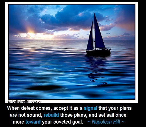 Sailing Inspirational Quotes: Best Inspirational Quotes: Napoleon Hill