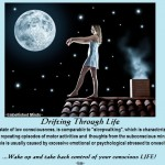 life quotes Sleepwalking 150x150 Life Quotes: page 2