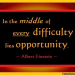 Life lesson quotes Albert Einstein quotes 150x150 Life Quotes: page 3