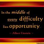 Life lesson quotes - Albert Einstein quotes