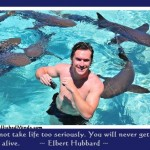 greatest life quotes - Elbert Hubbard